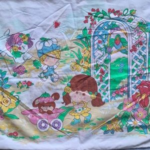 1983 Vintage Cabbage Patch Doll Pillowcase